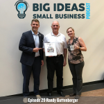 Manage Your Crazy Self with Guest Randy Guttenberger – Big Ideas Small Business Podcast